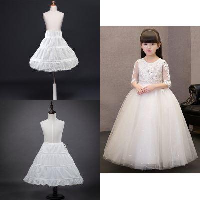 d2b78b01ee6 Jupon de Robe de cérémonie pour Enfants Crinoline princesse Petticoat de Filles  2-14 ans