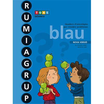 (Cat).(18).Quad.Rumiagrup 2.(Blau) [Livre en VO]