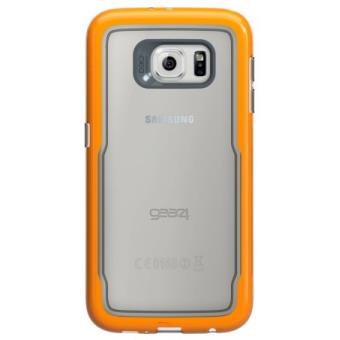 coque samsung galaxy s6 orange