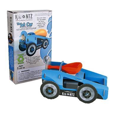 Legler - 5207 - kit de construction - voiture à ballon