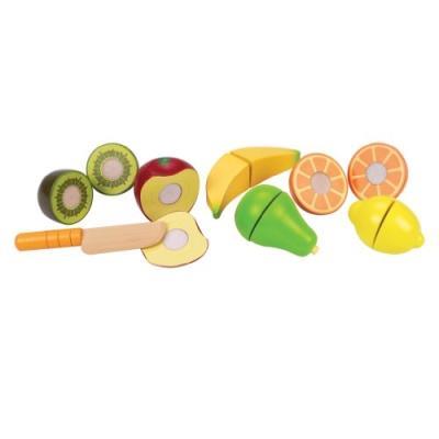 Hape - e3117 - jeu dimitation - cuisine - fruit frais