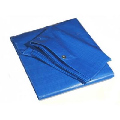 Bache protection 4x5m-150gr-Bache plastique 150g : protection polyvalente