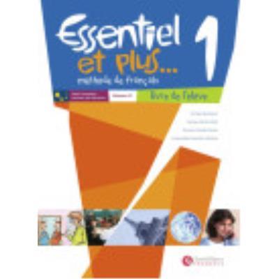 Essentiel Et Plus 1 Eso, Niveau A1. Livre Eleve - Butzbach Williot, Michele, Martin Nolla, Carmen, Pastor, Dolores-Daniele, Saracibar Zaldibar, Inmaculada