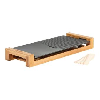 Princess Table Grill Pure Duo - gril/gril plancha - noir