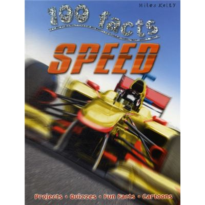 100 Facts Speed (Paperback)