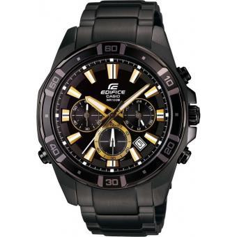 534bk Casio Chronographe Noire Efr 1avef Edifice Montre LUVzpGqSM