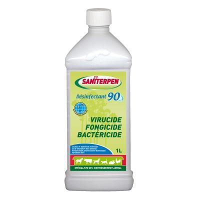 Saniterpen - désinfectant 90 - 1 l
