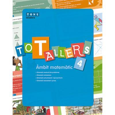 (Cat).(18).4.Tot Tallers Matematiques 4T.Primaria [Livre en VO]