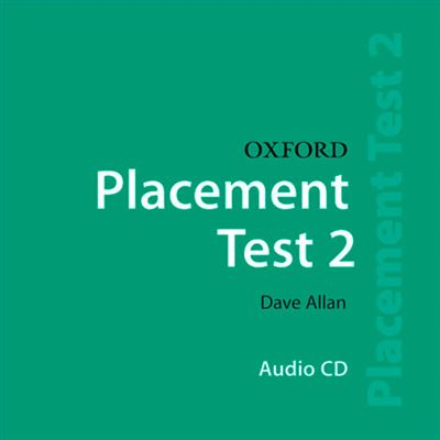 oxford placement tests (revised ed) 2: class audio cd