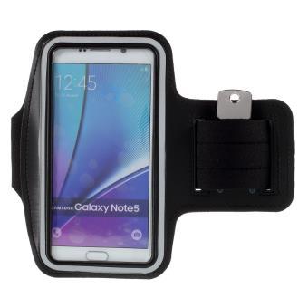 Noir Brassard de Sport Téléphone Étui Housse Gym Course Pour Samsung Galaxy A21s