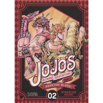 Jojo's bizarre adventure 2-phantom