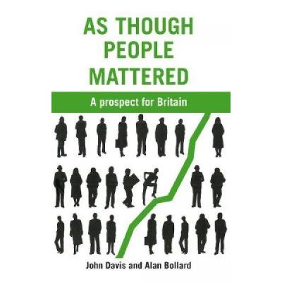 As Though People Mattered - [Version Originale]