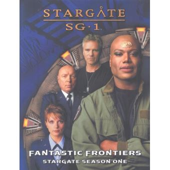 Stargate Sg1 Fantastic Frontiers Season One, Stargate SG 1 Series