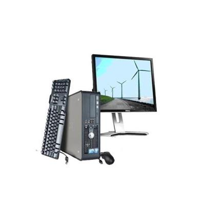 Caractéristiques Matériel d´Occasion Marque : Dell Modèle : Optiplex 780 SFF Processeur : Intel Core 2 Duo Fréquence : 2.93 Ghz Mémoire Vive : 2048 Mo Disque dur : 160 Go Ecran : non Wifi : non Lecteur optique : DVD Clavier : Azerty Nombre de ports USB :8