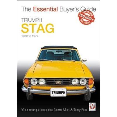Triumph Stag 1970 1977