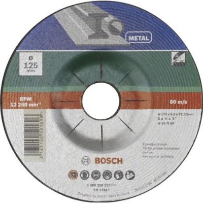 Bosch 2609256339 Meule à Ébarber à Moyeu Déporté Pour Métaux Diamètre 230 Mm Diamètre D'Alésage 22,23 Epaisseur 6 Mm
