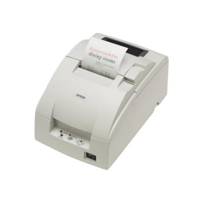 Epson TM U220B - imprimante à reçu - deux couleurs (monochrome) - matricielle