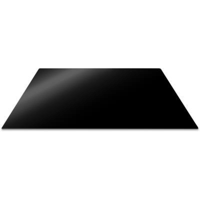 Cache plaque Pebbly Noir