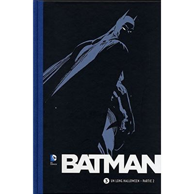 Collection BATMAN 75 ans - Volume 3 - Un long Halloween - Partie 2
