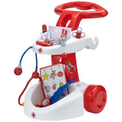 Klein - 4315 - jeu d'imitation - chariot médical avec accessoires