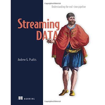 Streaming Data - [Livre en VO]