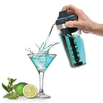 Appareil à cocktail electrique - 55cl - à LED - gobelet amovible