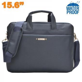 sacoche ordinateur portable 15 15 6 pouces tui pc waterproof bleu sac pour ordinateur. Black Bedroom Furniture Sets. Home Design Ideas