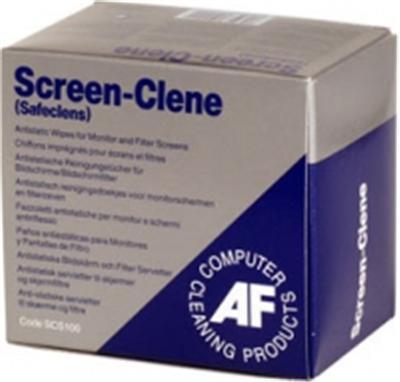 AF Screen-Clene chiffonnettes pré-imprégnées