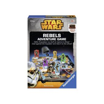 jeu de societ star wars rebels adventure game ravensburger autre jeu de soci t achat. Black Bedroom Furniture Sets. Home Design Ideas