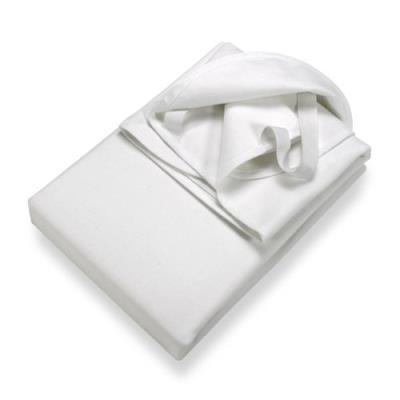 Setex protège matelas plat 3 couches imperméables, 180 x 200 cm, 100 % coton, generation, blanc, 14u2 180200 001 002