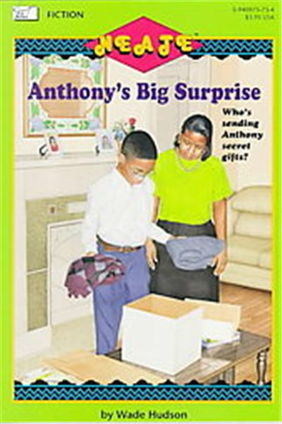 Anthony's Big Surprise, Neate, Book 3