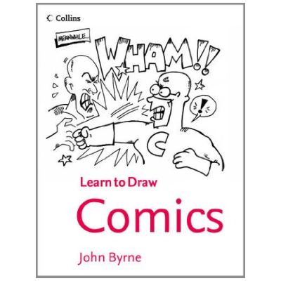 Comics (Collins Learn to Draw)