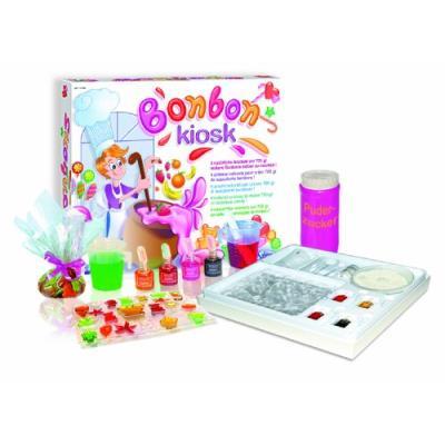 Sentosphère - 3902700 - kit d'activité - mon kiosque à bonbons