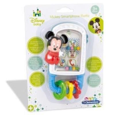 Mickey hochet smartphone clementoni 14504
