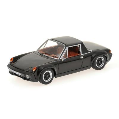 Minichamps - 400066060 - véhicule miniature - modèle à léchelle - porsche 916 - 1971 - echelle 1 43 mc-400066060