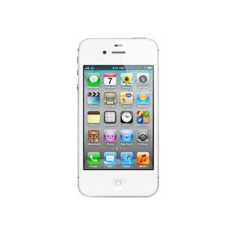 apple iphone 4s blanc 3g 8 go cdma gsm smartphone reconditionn ou occasion. Black Bedroom Furniture Sets. Home Design Ideas