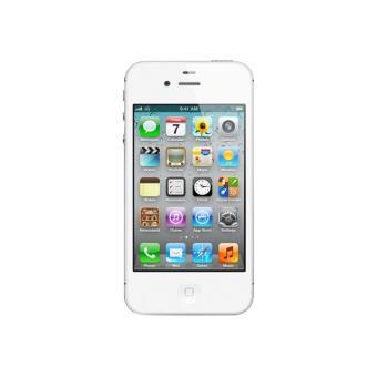 apple iphone 4s blanc 3g 8 go cdma gsm smartphone reconditionn ou occasion. Black Bedroom Furniture Sets. Home Design Ideas