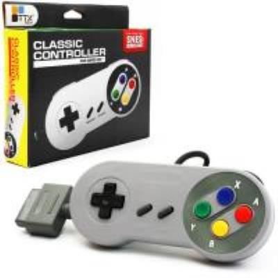 Manette Super Nintendo SNES (couleurs europe)