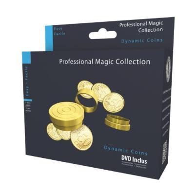 Oid Magic - 515 - Tour De Magie - Dynamic Coins avec DVD