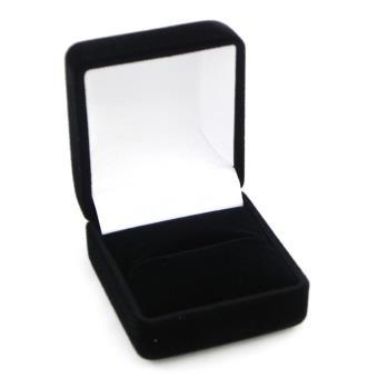 grande vente taille 40 la clientèle d'abord Ecrin Bague 'Velours' Noir