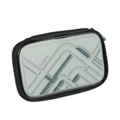 3ds tasche carry case grey l3