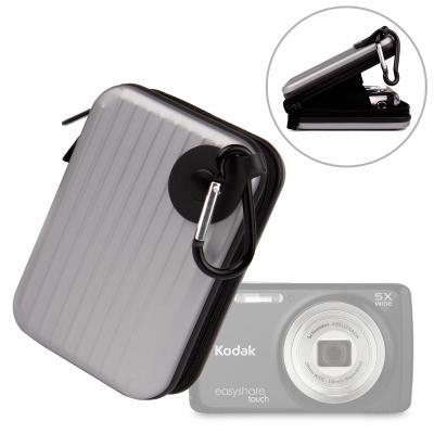 Etui en aluminium léger pour Kodak EasyShare C1530, C195, C182 et C183