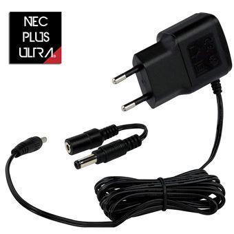 7€50 sur Nec Plus Ultra® Chargeur Adaptateur Secteur Duo - 6.0V ...