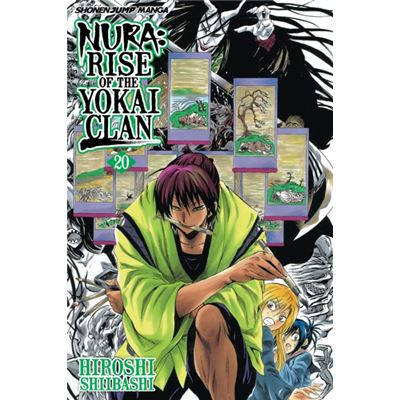 Nura: Rise Of The Yokai Clan, Vol. 20 (Paperback)