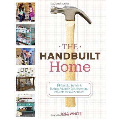 Handbuilt Home,The - [Livre en VO]