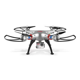 Quadricoptère syma x8g 2.4g 4 canaux avec gyro + caméra...