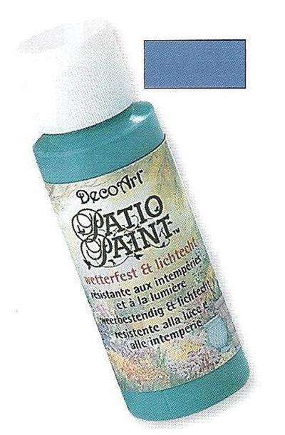 Patio Paint, flacon 59 ml - Bleu royal