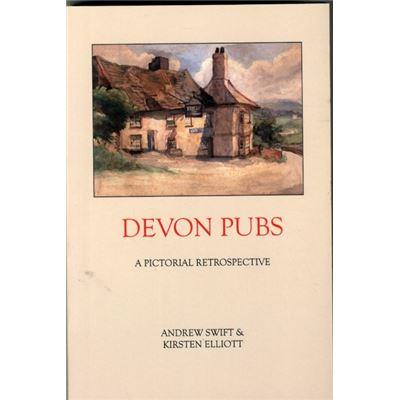 Devon Pubs: A Pictorial Retrospective (Paperback)