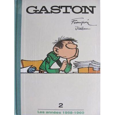 Intégrale Collector L'âge d'or de Gaston - Volume 2 - Les années 1958-1960