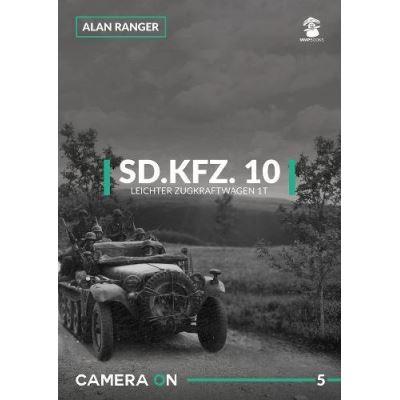Sd.Kfz.10 Leichter Zugkraftwagen 1t (Camera on) - [Livre en VO]